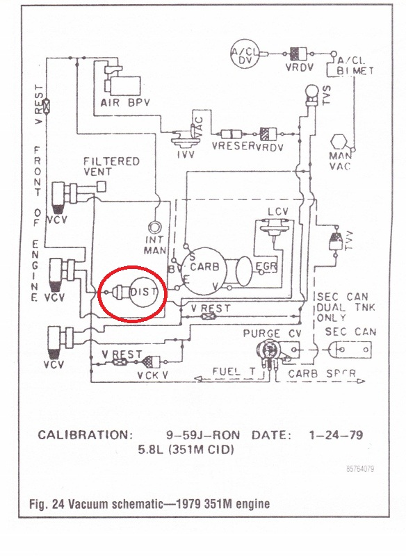 78 Wiring Diagram / Ford Service Manual – Ford Bronco Forum ...