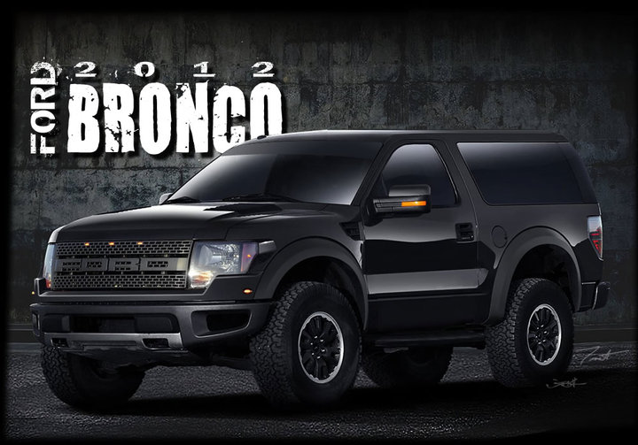 Should Ford Make A Modern Bronco