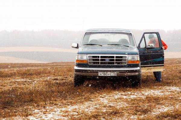Showcase cover image for Samushev's 1993 Ford Bronco