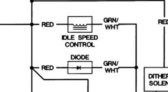 88 IAC wiring harness | Full Size Ford Bronco Forum Iac Wiring Diagram on iac sensor, iac connector diagram, iac parts diagram,