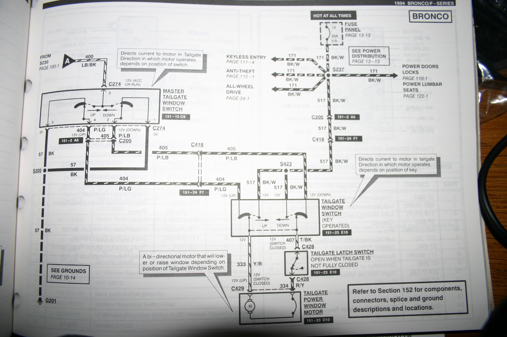 Need Wire Diagram For 91 And 93