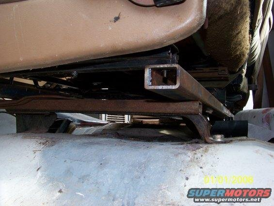 Sourcing 40 20 40 Seats Full Size Ford Bronco Forum