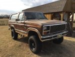 Stannickel's 1983 Ford Bronco